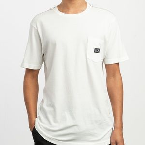 "NWT RVCA ""ANP Pocket T-Shirt"""
